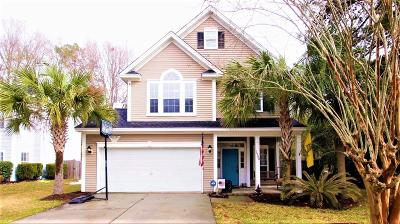 Charleston Single Family Home Contingent: 1950 Treebark Drive