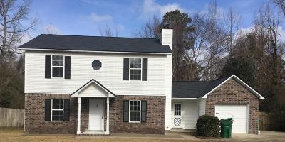 Summerville Single Family Home For Sale: 105 Pipestone Drive