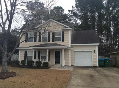 Ladson Single Family Home Contingent: 170 Two Pond Loop