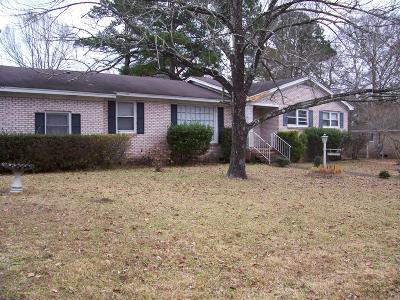 Ladson Single Family Home For Sale: 101 Jefferson Lane