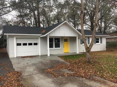 Goose Creek Single Family Home Contingent: 112 Millburn Avenue