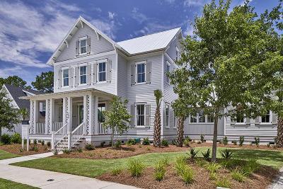 Daniel Island Single Family Home For Sale: 209 Black Powder Lane