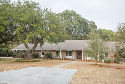 Mount Pleasant Single Family Home Contingent: 402 Hobcaw Drive