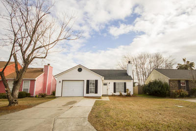 North Charleston Single Family Home Contingent: 5118 Westview Street