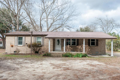 Summerville Single Family Home For Sale: 1362 Alexander Circle
