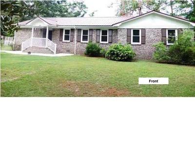 Walterboro Single Family Home For Sale: 97 Otis Road