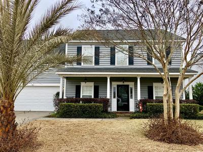 Single Family Home For Sale: 7323 Coopers Hawk Drive