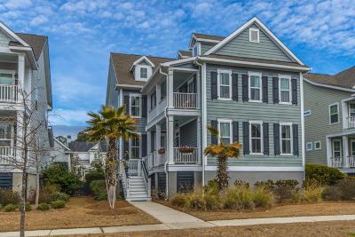 Daniel Island Single Family Home For Sale: 1474 Wando Landing Street