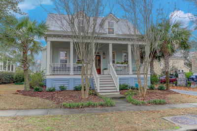 Charleston Single Family Home For Sale: 1801 Beekman Street