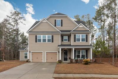 Summerville Single Family Home For Sale: 2307 Hummingbird Lane