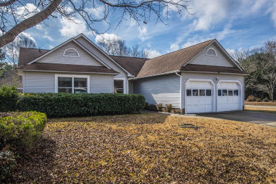 Summerville Single Family Home For Sale: 346 Courtney Round