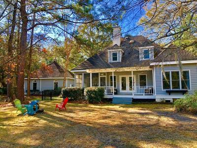 Stono Ferry, Stono Plantation Single Family Home For Sale: 5199 Old Washington Course