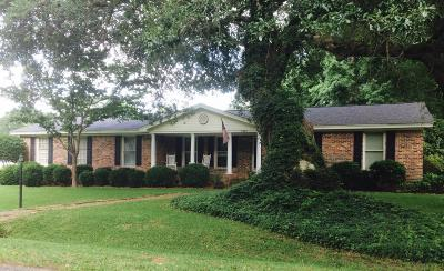 Charleston Single Family Home For Sale: 2342 Wofford Road