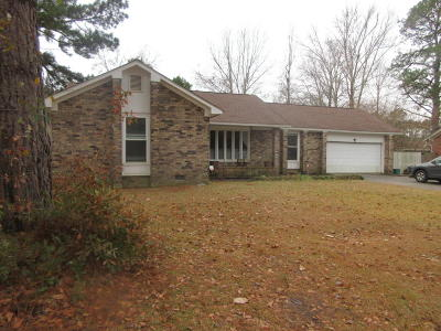 Summerville Single Family Home For Sale: 106 Sandtrap Road