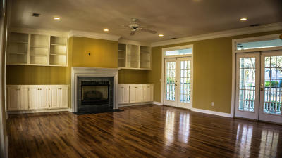 Mount Pleasant Single Family Home For Sale: 2518 Rivertowne Parkway