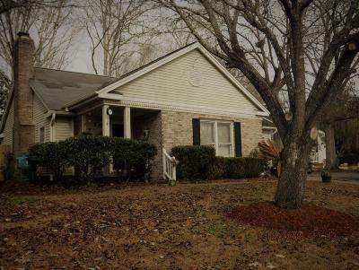 Summerville Single Family Home For Sale: 301 Hamlet Road