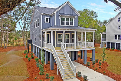 Charleston SC Single Family Home For Sale: $489,990