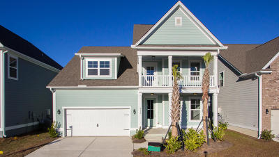 Summerville Single Family Home For Sale: 210 Seaworthy Street