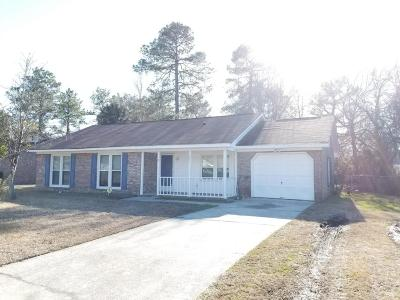 Summerville SC Single Family Home For Sale: $154,900