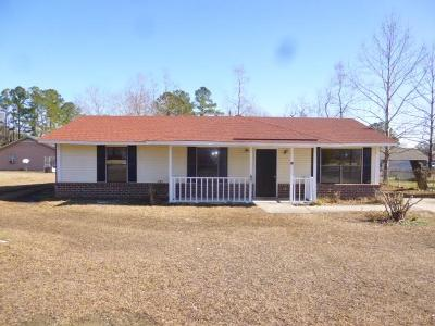 Single Family Home For Sale: 111 Underbrush Court
