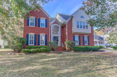 Mount Pleasant Single Family Home For Sale: 2764 Gaston Gate