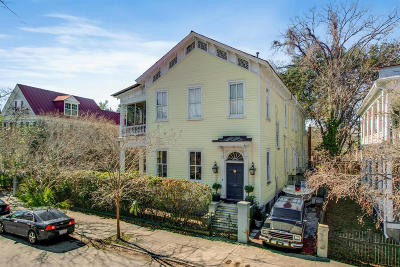 Charleston Attached For Sale: 9 Franklin Street #B