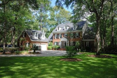 Charleston Single Family Home Contingent: 8602 W Fairway Woods Drive