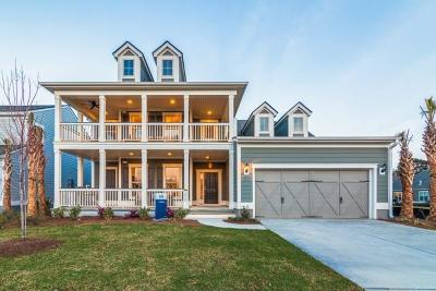Charleston Single Family Home For Sale: 2850 Stonestown Drive