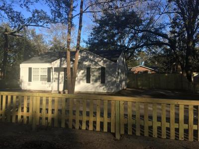 North Charleston Single Family Home For Sale: 5624 Read Street