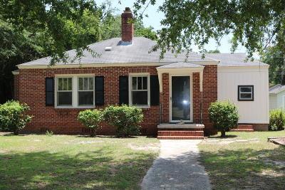 Walterboro Single Family Home For Sale: 623 Klein Street