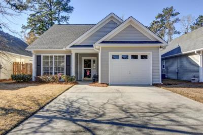 Summerville Single Family Home Contingent: 9294 Ayscough Road