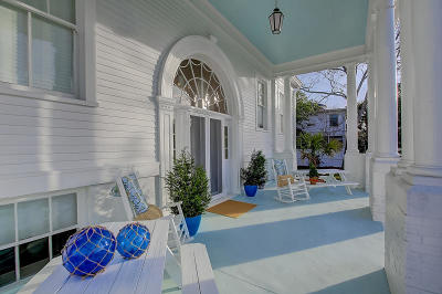 Sullivans Island Single Family Home For Sale: 1714 Middle Street