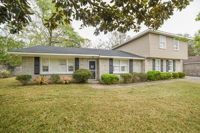 North Charleston Single Family Home For Sale: 7428 Rock Street