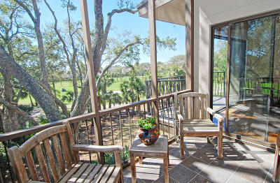 Seabrook Island SC Attached For Sale: $355,000