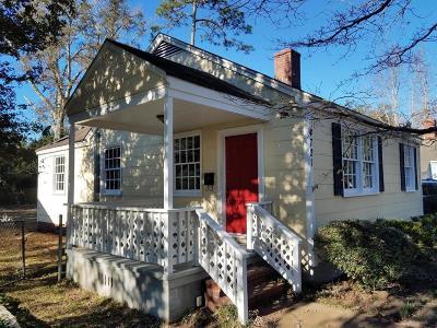 North Charleston Single Family Home For Sale: 4721 Marlboro Place