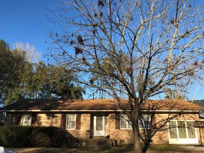 Summerville Single Family Home For Sale: 112 Tupelo Drive