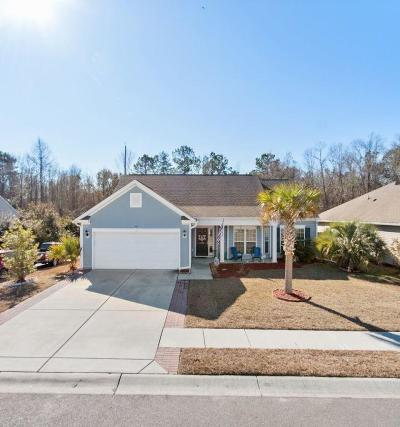 Goose Creek Single Family Home For Sale: 210 Mayfield Drive