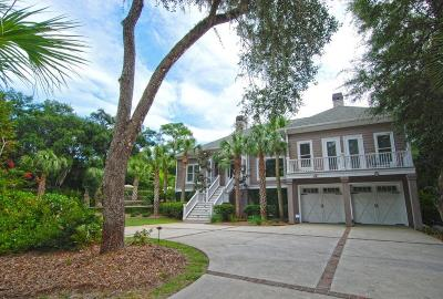 Johns Island Single Family Home For Sale: 2511 High Hammock Road