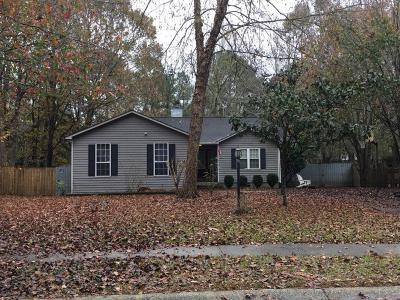 Johns Island Single Family Home For Sale: 3618 Walkers Ferry Lane
