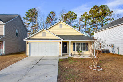 Summerville Single Family Home For Sale: 114 Destin Street