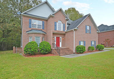 North Charleston Single Family Home For Sale: 8717 Millerville Dr