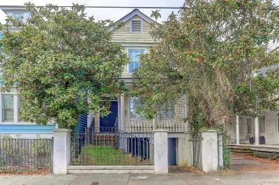 Charleston Single Family Home For Sale: 17 Felix Street
