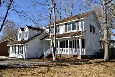 Summerville Single Family Home For Sale: 107 Plantation Drive