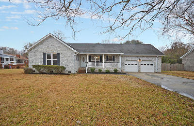 Charleston Single Family Home Contingent: 2134 Hunter Creek Drive