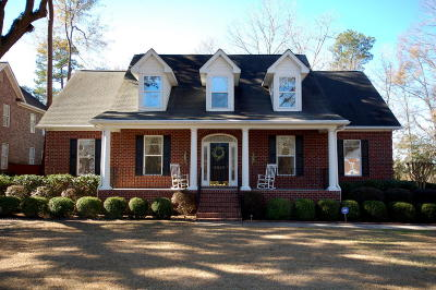 Dorchester County Single Family Home Contingent: 5517 Clearview Drive