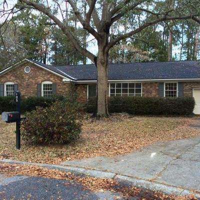 Summerville Single Family Home For Sale: 105 Candlewood Court