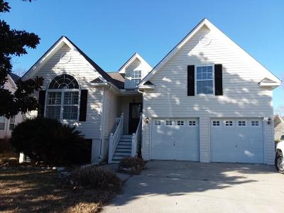 Single Family Home For Sale: 1127 Clearspring Drive