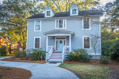 Charleston SC Single Family Home For Sale: $589,000
