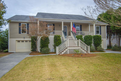Charleston Single Family Home Contingent: 1690 Tower Battery Rd