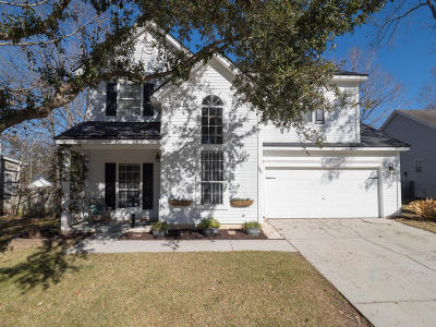 Goose Creek Single Family Home For Sale: 105 Fairbury Drive